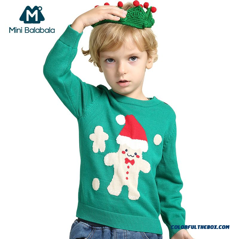 New Fashionable Baby Pullover Sweater Young Kids Boys Winter Clothing Free Shipping Hign Quality Clothing