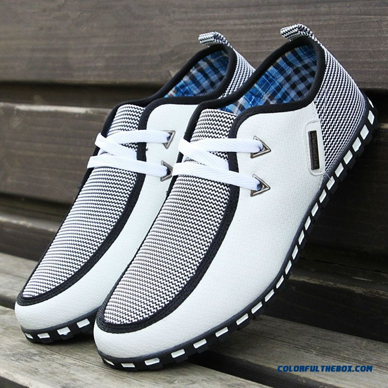 New Hot Sale Men Shoes Casual Lace Up Men Casual Shoes Men's Shoes Breathable