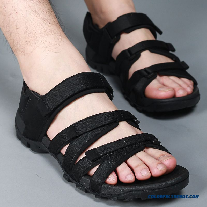 New Korean Version Of Men Casual Summer Sandals Fashion