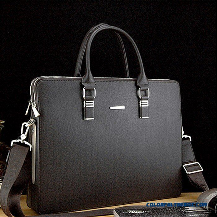 New Men's Bag Business Briefcase Crossbody Backpack Cowhide Genuine Leather Bag Multifunction