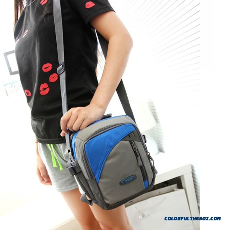 New Men's Sports Bag Shoulder Crossbody Casual Women Small Mini Small Backpack