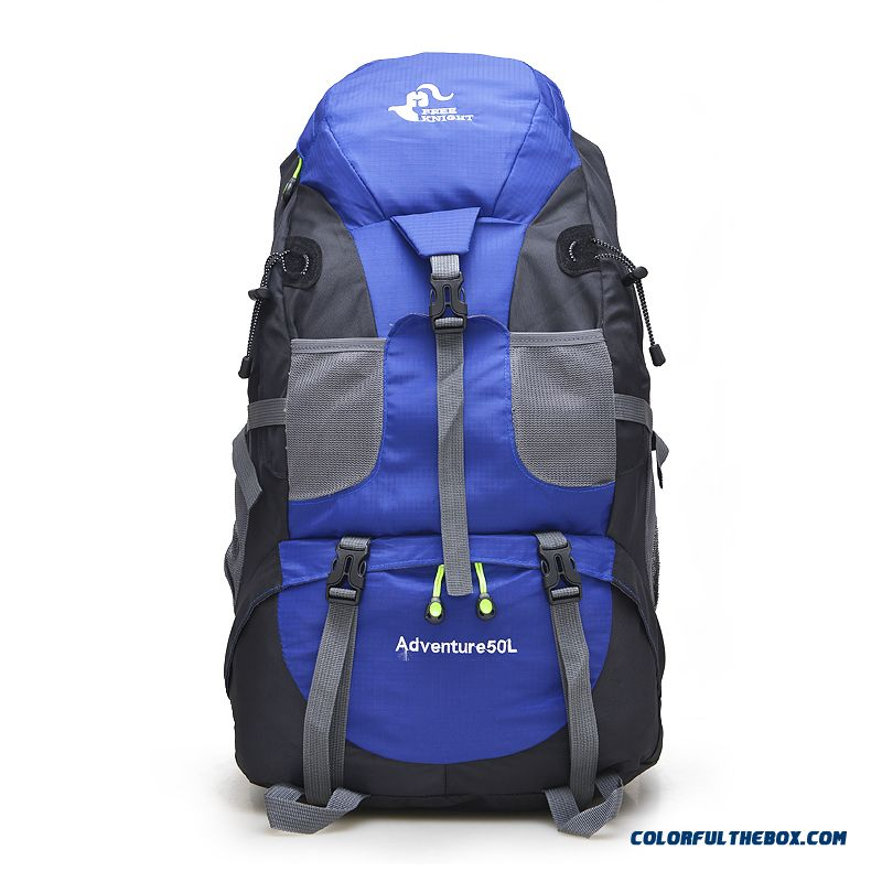 New Mountaineering Bag Women And Men Large-capacity Multifunctional Backpacks