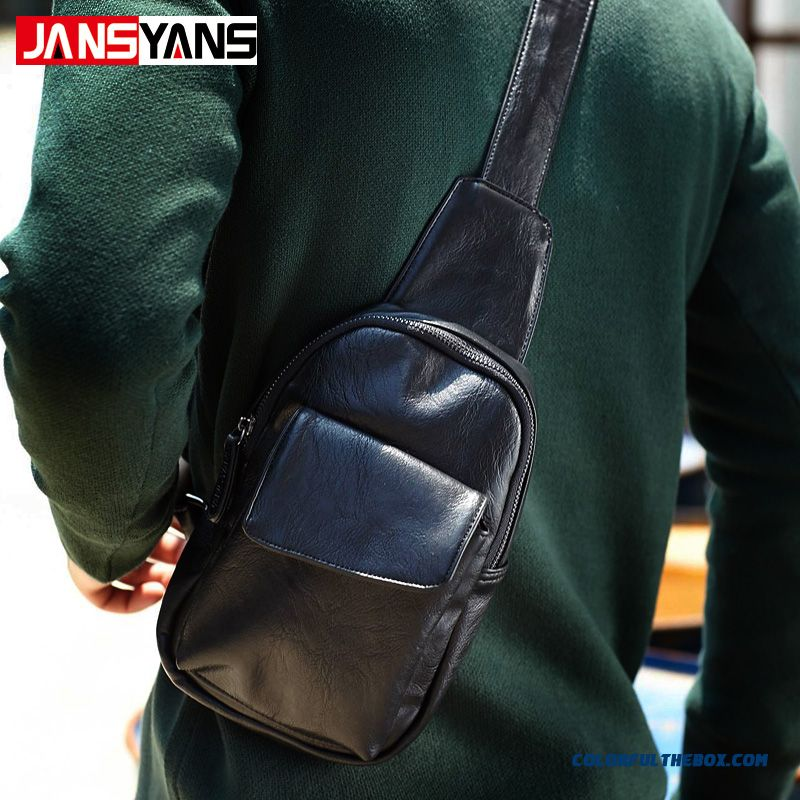 New Outdoor Sports Casual Cycling Bag Men's Crossbody Bags