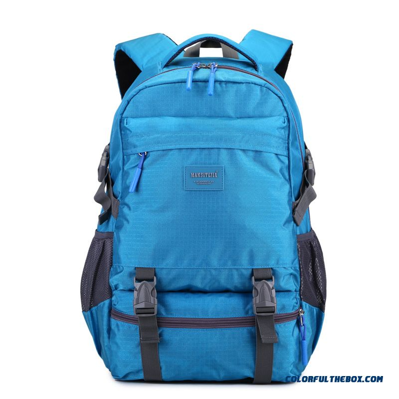New Outdoor Sports Tourism Mountaineering Bags Student Backpack Elderly Men Backpack Top Quality