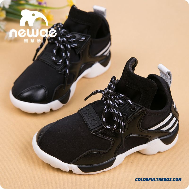 New Products Large Non-slip Soles Anti-slip Boys Basketball Shoes Kids Shoes
