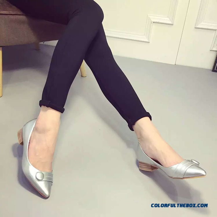 New Sexy Thin Pointed Shoes Women Fashion Bow-tie Decorative Pumps