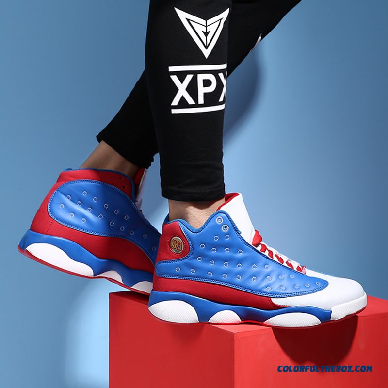 New Simple And Stylish Wear Resistant Panda Sport Men Basketball Shoes Cheap