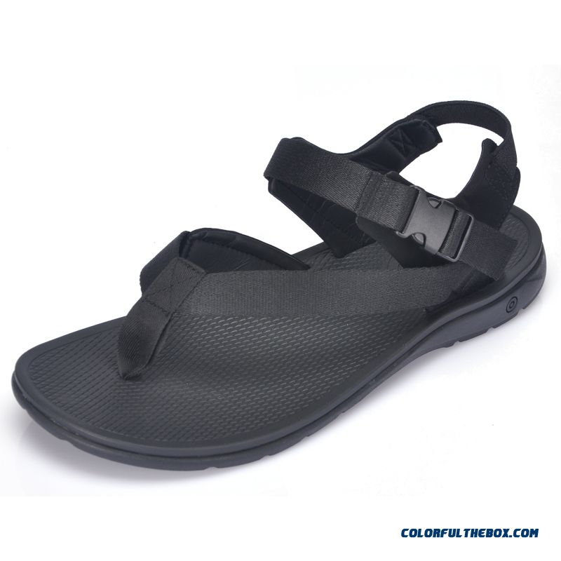 New Summer New Men's Toe Clip Sandals Sports Youth