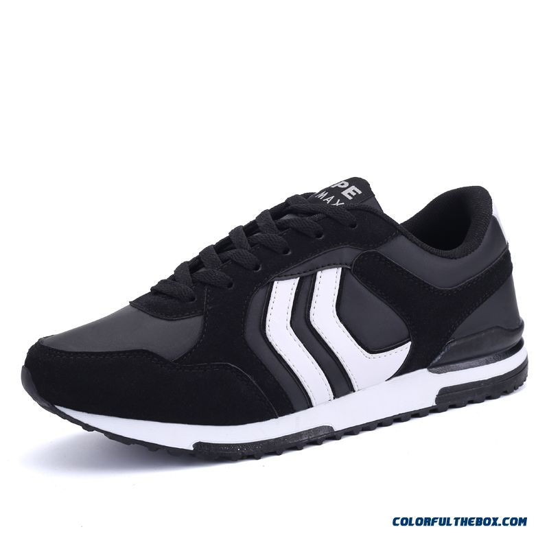 New Winter Warm Men Running Shoes Breathable And Comfortable Fashion