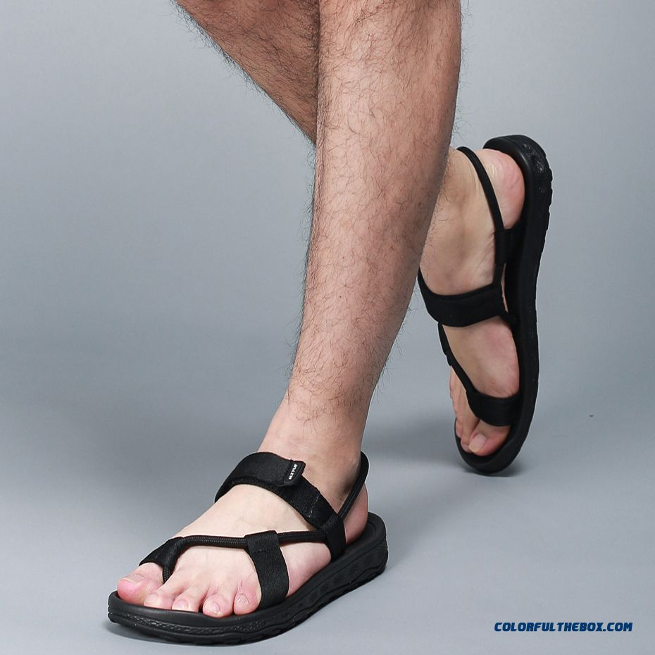 e89b83f0157c ... Outdoor Men Sandals Couple Beach Shoes Rome Simple And Stylish - more  images 2 ...