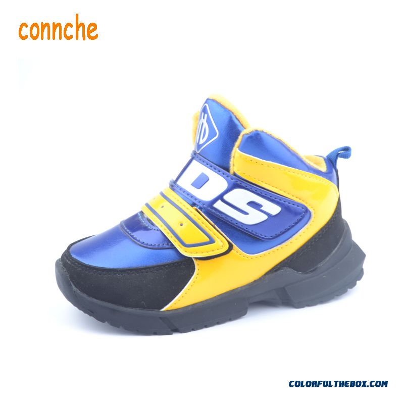 Private Label Connche Kids Sports Shoes Caterpillar Boys Running Shoes For Girls