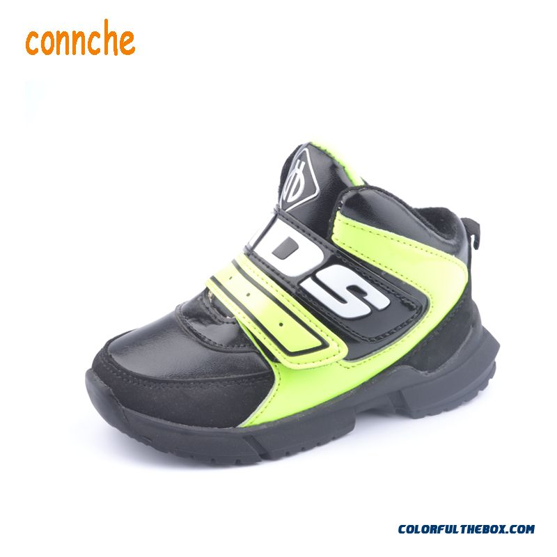Cheap Private Label Connche Kids Sports Shoes Caterpillar