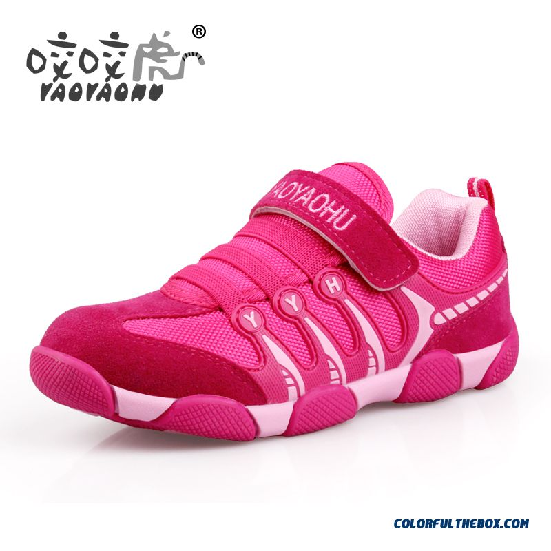 Promotion New Arrival Girls And Boys Students Running Shoes Comfortable And Breathable