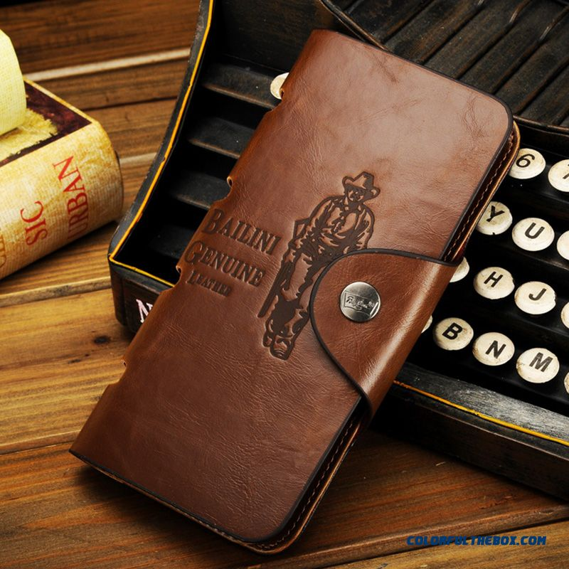 Retro Cowhide Men Long Wallets Bags Solid Hasp Wallet Casual Men Nicks Pattern