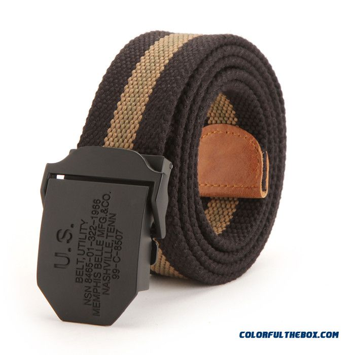 Cheap Simple And Durable Automatic Smooth Buckle Canvas