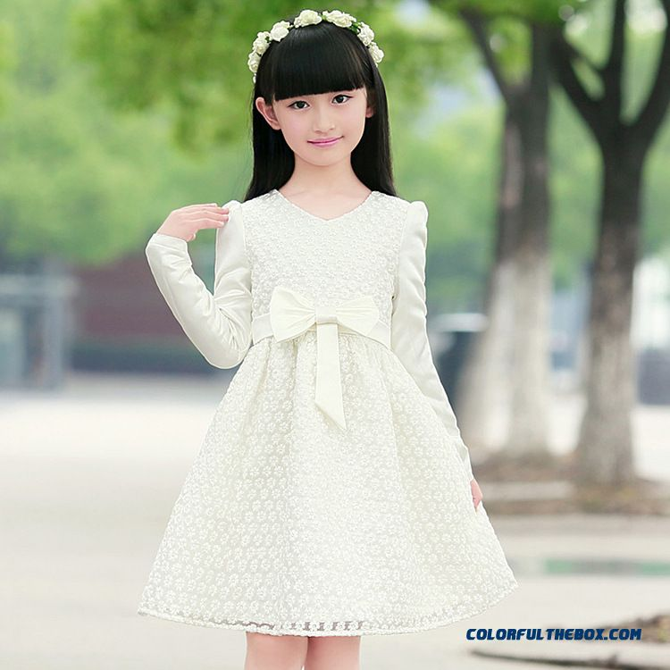 Cheap Solid Color Summer Cute Girls Dress Special Offer Kids ...