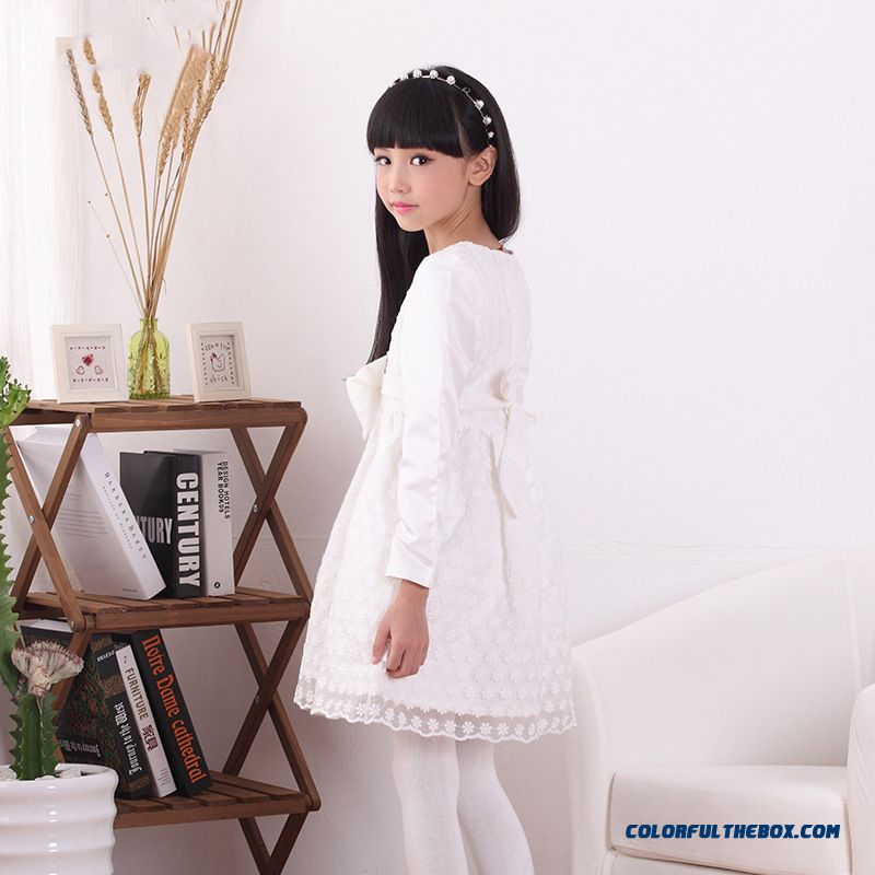 f93a0fd1313 ... Solid Color Summer Cute Girls Dress Special Offer Kids Clothing - more  images 3 ...