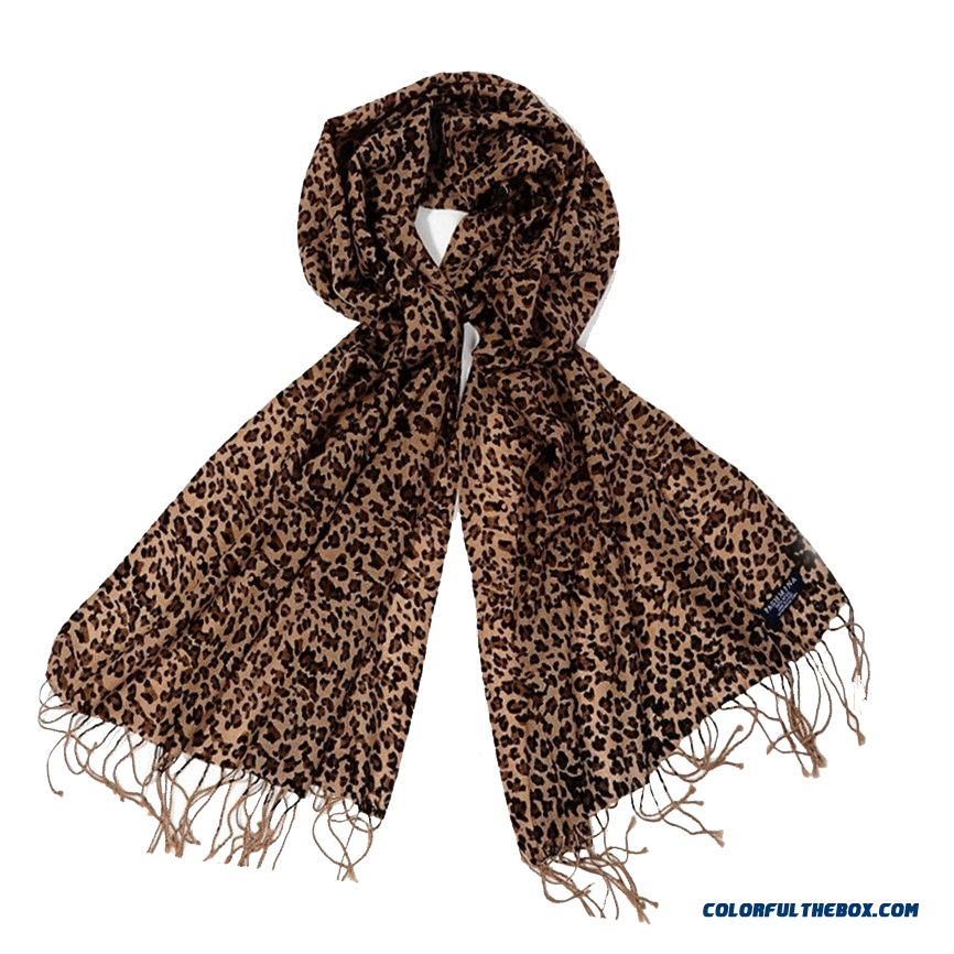 Special Clearance Free Shipping Accessories Women Printing Wool Scarves Vogue - more images 1