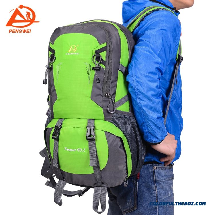 Special Design Of Outdoor Climbing Bag Travel Men's Bag Waterproof Hiking Travel Camping Elderly Package