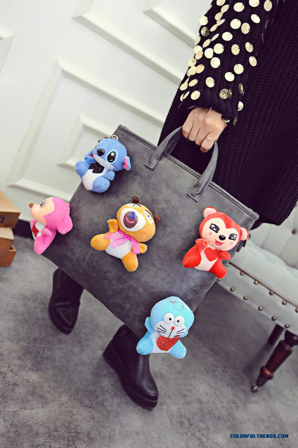 Special Offer In Winter Latest Popularity Doll Bags Cute Woemn Top-handle Bags