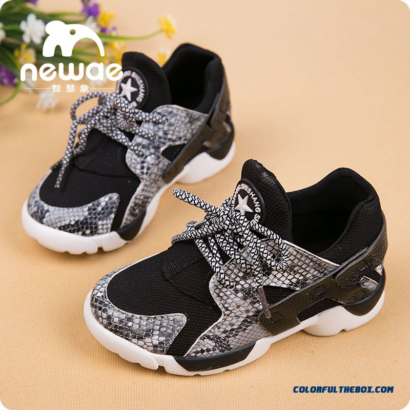 Specially Designed For Boys Kids Casual Running Shoes Basketball Shoes Fashion Shoes Anti-slip