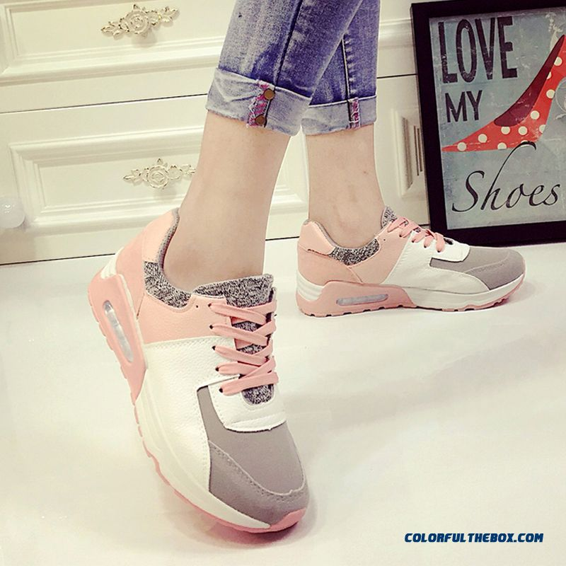 Spell Color Breathable Casual Shoes Sports For Women