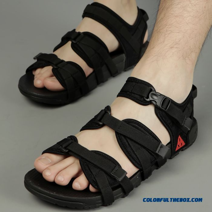 4ec49ff4d7aa6 Cheap Summer New Casual Personality Sandals Couple Men s Sandals Sale Online
