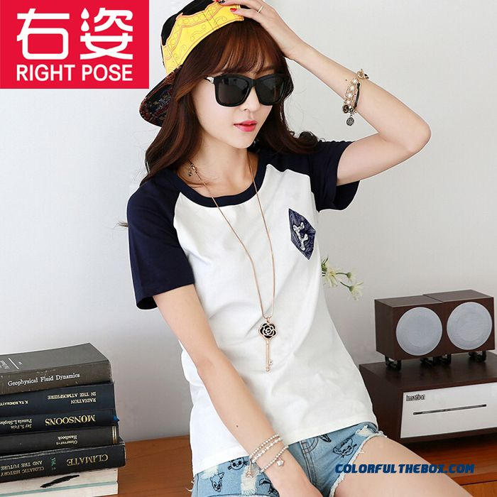 Summer New Women T-shirt Fashion Large Size Casual Loose Short-sleeved