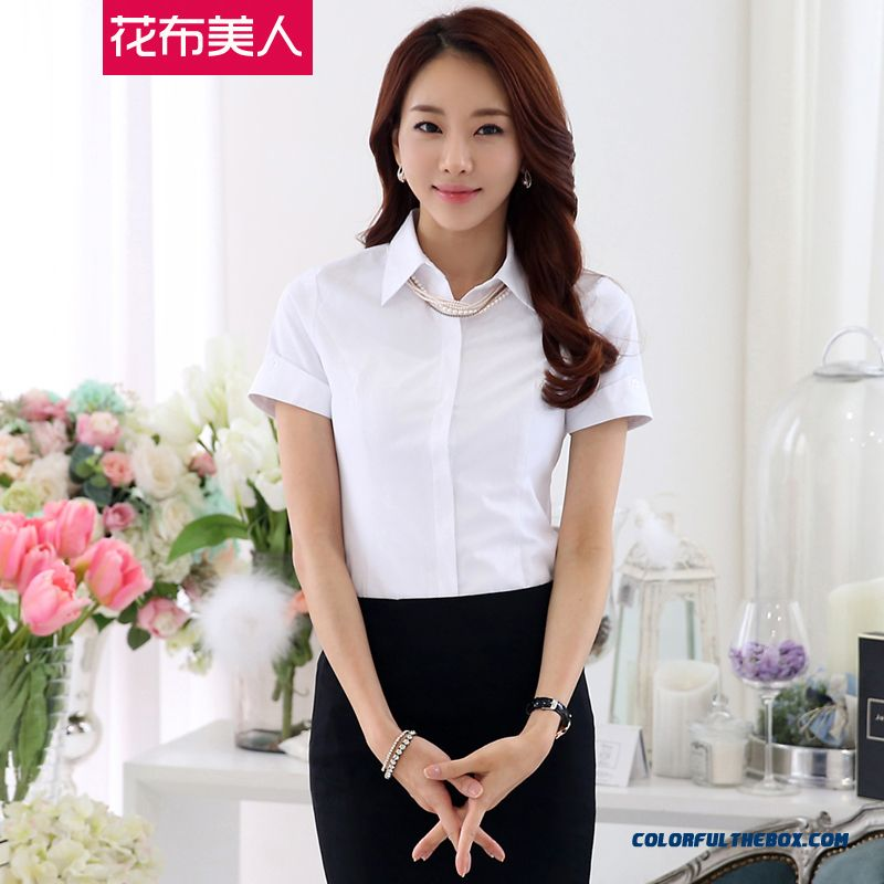 The Finest Quality Long-sleeved Women's Shirt Slim Low-tie Fashion Bottoming Blouses