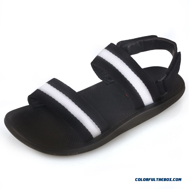 The Trend Of Casual Korean Version Of Roman Men'sandals Summer