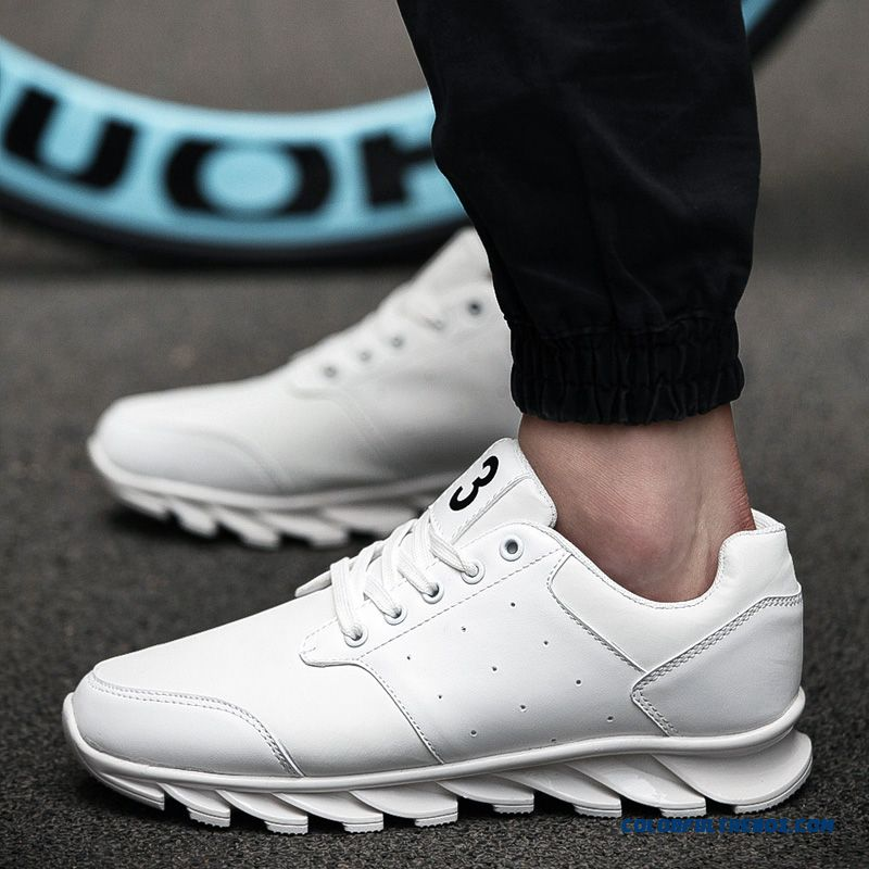 Top Sale Breathable And Comfortable Lace Men's Running Shoes - more images 4