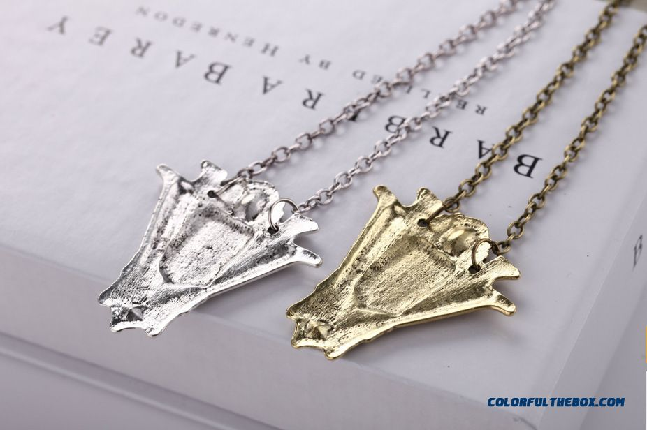 Tower Clock Necklaces New Women's Jewelry Factory Direct - more images 3