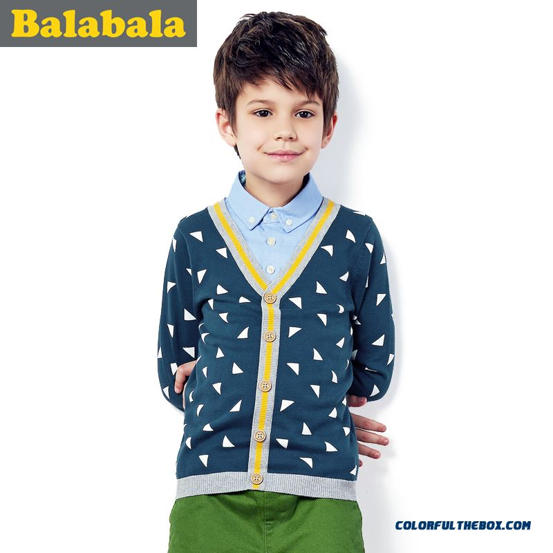 Two-piece Red Pullover Autumn Sweater Knitted High Elastic Soft Button Cardigan Clothing Free Sjipping For Boys Kids