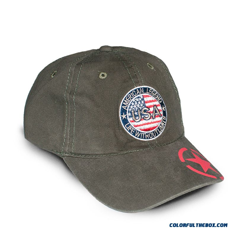 Us Soldiers In Camouflage Caps Over 6 Years Old Boys Kids Adjustable Hat Around Outdoor Sunbonnet Accessories