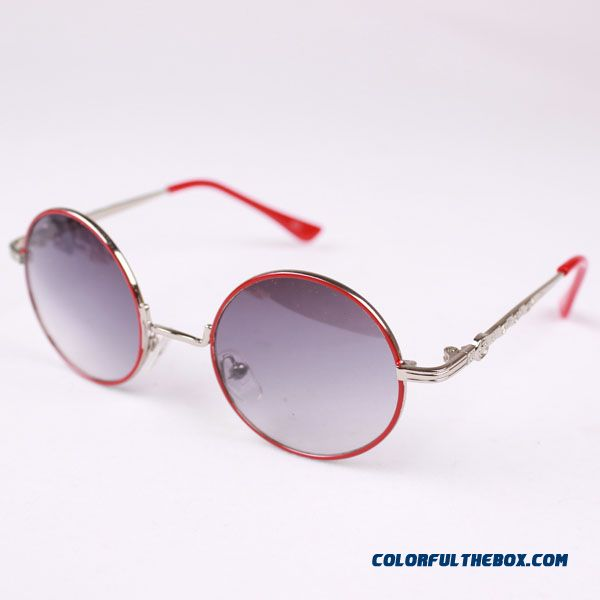 Wholesale Polarized Sunglasses Girls Boys Uv Protection Eyes Of Children Accessories Retro