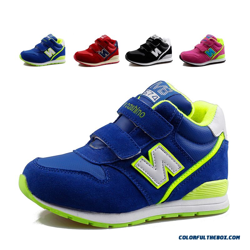 Winter High Cut Skateboarding Shoes Boys Running Shoes Nubuck High Quality