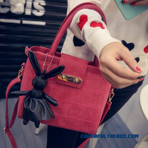 Women Bags Free Shipping New Fashiionable Locomotive Shoulder Bags Four Color