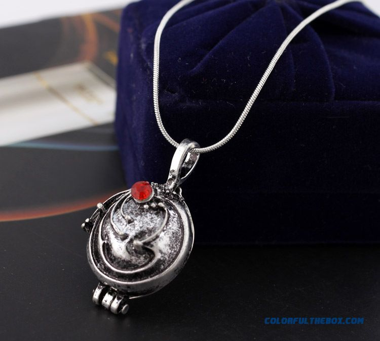 Women Eternal Love の Alloy Jewelry In Europe And America Valentine's Day Verbena Necklace