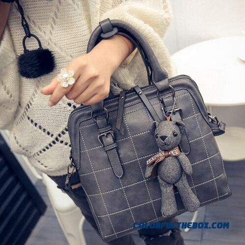 Women's Bags New Trend Of Fashion Simple Shell Package Top-handle Bags