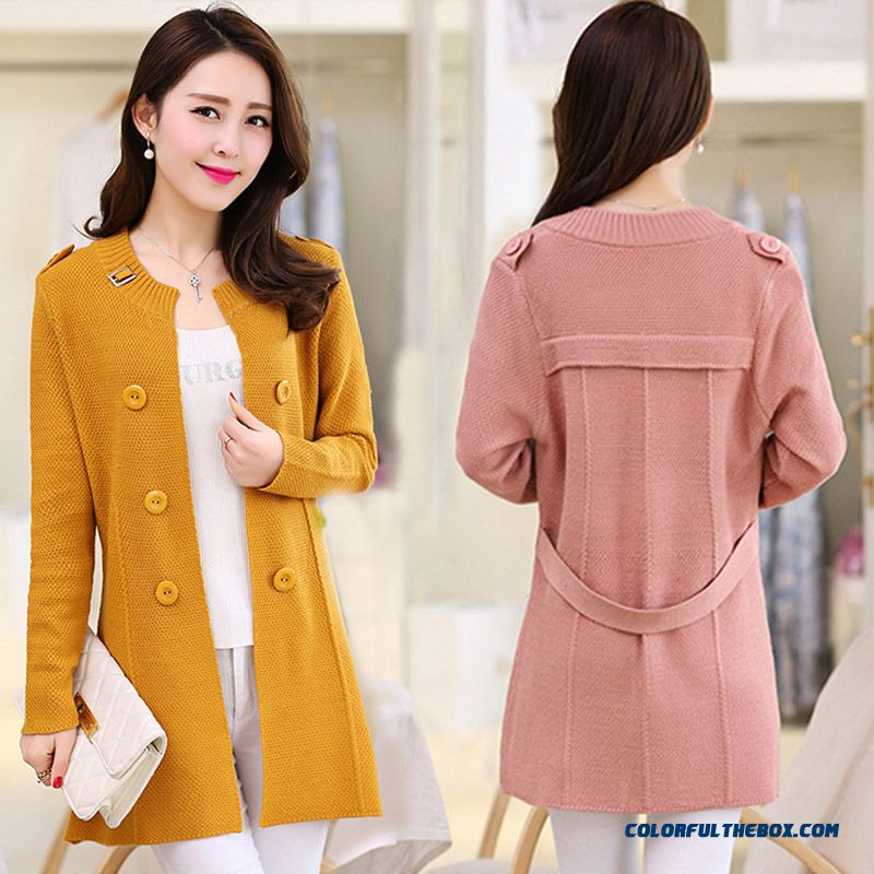 Cheap Women's Long Cardigan Sweater Women Thin Spring And Summer ...