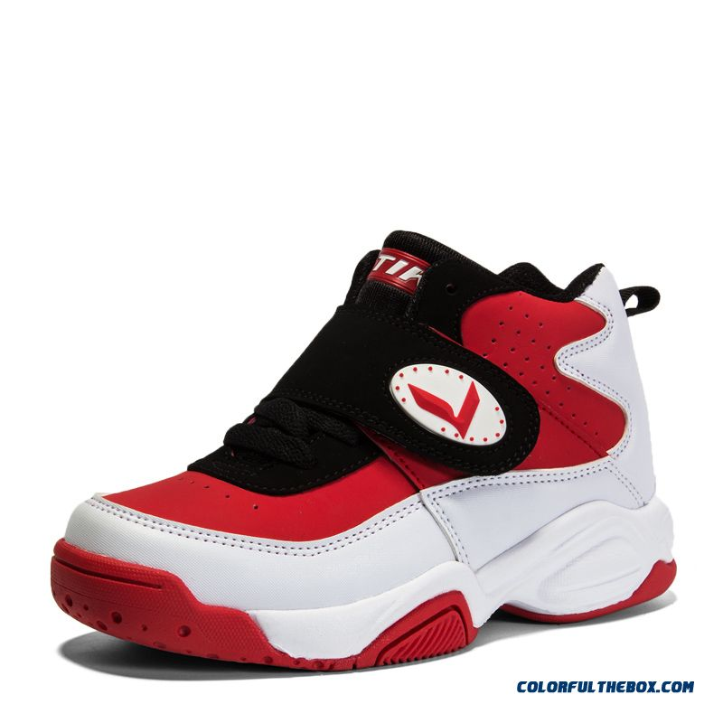 Young Students Boys Basketball Shoes Free Shipping Kids Shoes - more images 2