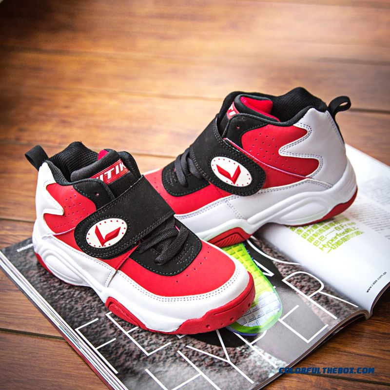 Young Students Boys Basketball Shoes Free Shipping Kids Shoes - more images 3